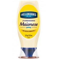 Maionese Hellmanns Bisnaga 335g