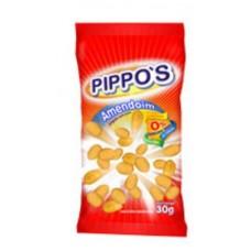 Amendoim Sem Pele Pippos 30g