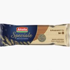 Macarrão Espaguete Santa Amália integral 500g