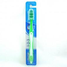Escova Dental OralB 123 Média 1und.