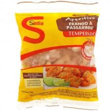 Frango À Passarinho Temperado Sadia 1Kg