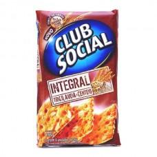 Biscoito Club Social Integral Trigo Aveia e Centeio 144g