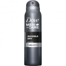 Desodorante Aerosol Dove Men Invisible Dry 150ml