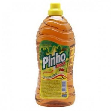 Desinfetante Pinho Urca Tradicional 2L