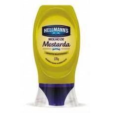 Mostarda Hellmanns 170g