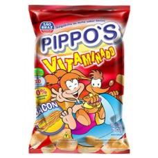 Salgadinho Pippos Bacon 30g