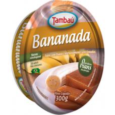 Bananada Tambau 300g