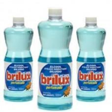 Álcool Etílico Brilux Perfumado 500ml