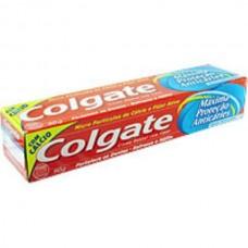 Creme Dental Colgate Máxima Proteção Menta Refrescante 90g