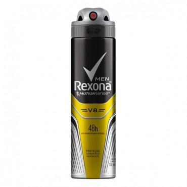 Desodorante Aerosol Rexona V8 Men 150ml