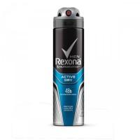 Des. Aerosol Rexona  Active Dry 150ml
