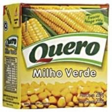 Milho Verde Quero Caixa 200g