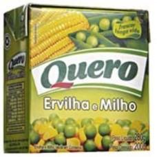 Ervilha e Milho Quero Caixa 170g