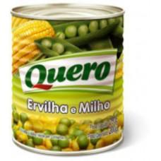 Ervilha e Milho Quero Lata 280g