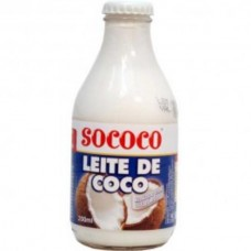 Leite Coco Sococo Reduzido Teor Calórico 200 ml