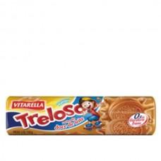 Biscoito Treloso Doce de Leite 130g