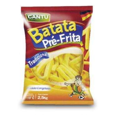 Batata Palito Cantu 2Kg