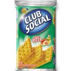 Biscoito Club Social Pizza 141g