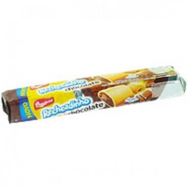 Biscoito Bauducco Recheadinho de Chocolate 112g