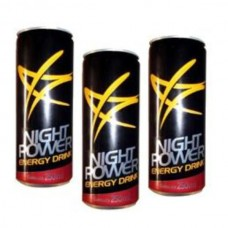 Energético Night Power Lata 269ml