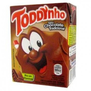 Achocolatado Líquido Toddynho 200ml