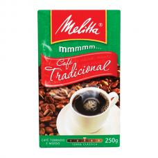 Café Vácuo Melitta Tradicional  250g