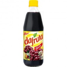 Suco Concentrado Dafruta de Uva Garrafa 500ml