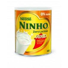 Leite em Pó Ninho Zero Lactose 380g