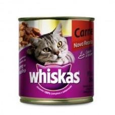 Whiskas Carne Patê Lata 290g