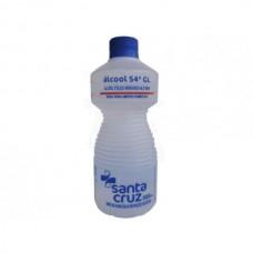 Álcool Santa Cruz 54 Graus 500ml