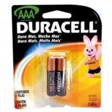 Pilhas Duracell AAA