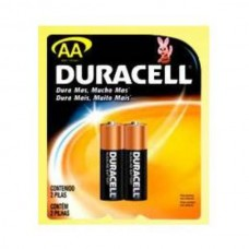 Pilhas Duracell AA