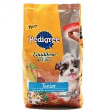 Ração Pedigree Junior Equilibrio Natural Filhotes1kg