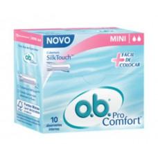 Absorventes Internos OB Mini Pro Comfort 8und.