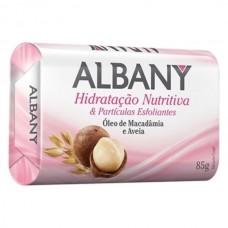 Sabonete Albany Óleo de Macadamia 85g