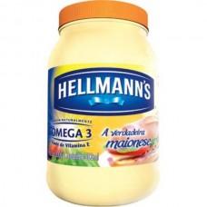 Maionese Hellmanns Tradicional 500g