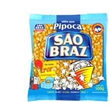 Milho de Pipoca São Braz 500g