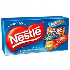 Caixa de Chocolate Nestlé Especialidades 300g