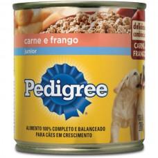 Pedigree Carne e Frango Filhote Lata 280g