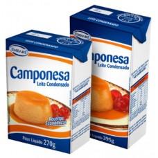Leite Condensado Camponesa Cx 270g