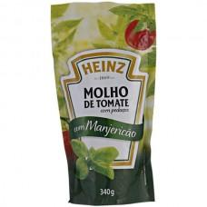 Molho de Tomate Com Manjericão Heinz 340g