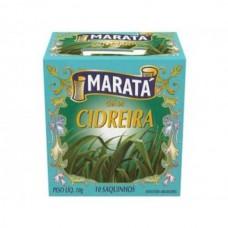 Chá Cidreira Marata 10g 10 Saquinhos