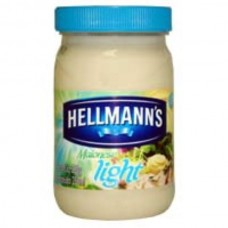 Maionese Light Hellmanns 250g
