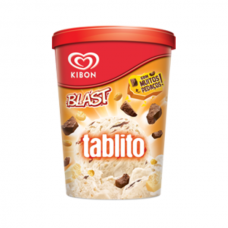 Sorvete Kibon Blast Tablito 800ml