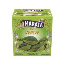 Chá Verde Marata 16g 10 Saquinhos