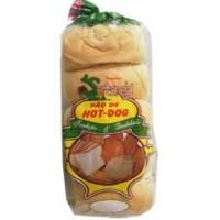 Pão de Cachorro Quente Sertanejo 400g