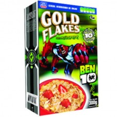 Cereal Gold Flakes São Braz 300g