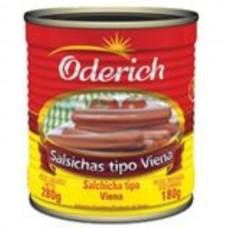 Salsichas Oderich Tipo Viena 280g