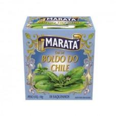 Chá Boldo do Chile Marata 10g 10 Saquinhos