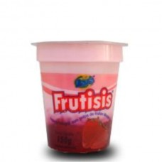 Iogurte Com Polpa de Morango Isis 150g